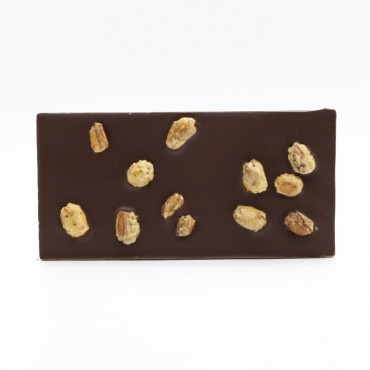 tablette cacahuètes